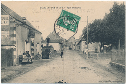 CONTINVOIR - Rue Principale - Frankreich