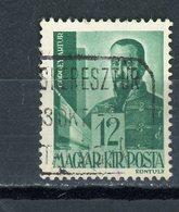 HONGRIE - DIVERS - N° Yvert 620 Obli. - Hongrie