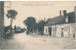 CLERE LES PINS - Avenue De La Gare - Cléré-les-Pins
