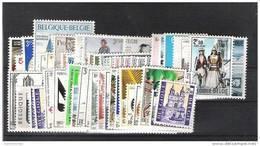 Volledige Jaargang 1971 Postfris **  Lager Dan Postprijs - Belgium