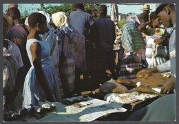 CP N° 36 -Mozambique,BEIRA, Marché Indigéne-Native Fish Market - Marchés