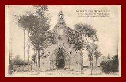 Val-andré * Ruines De La Chapelle St Jacques   (scan Recto Et Verso ) - Pléneuf-Val-André