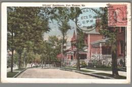 CPA USA - Kentucky - Fort Thomas - Officers's Residences - Etats-Unis