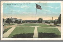 CPA USA - New York - Rochester - A View Of Edgerton Park - Rochester