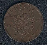 Rumänien, 2 Bani 1900 - Roumanie