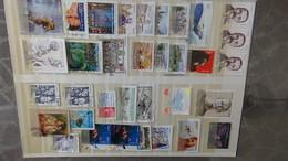 Des Dizaines De Timbres Oblitérés (33 Photos) De France En Euros. A Saisir !!! - Briefmarken