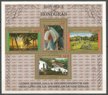 Honduras 1970 Year., Mint Block MNH (**) - Military - Honduras