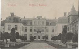 Mechelen Bovelingen - Kasteel  (rode Tekst) - Heers