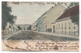 SISAK - Croatia, Kolodvor, 1904. - Kroatië