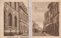Uerdingen A. Rh. Niederstrasse - Krefeld