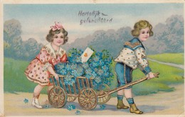 2 Kids With A Wagon , 1911 - Other