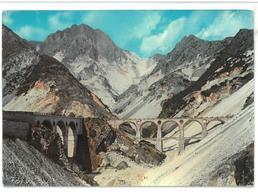 Toscana Carrara Cave E I Ponti Di Vara Non Viaggiata Condizioni Come Da Scansione - Carrara