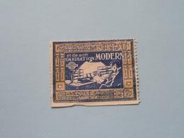 1912 Ville D'ANVERS Expo Internationale Du BUREAU ..... ( Sluitzegel Timbres-Vignettes Picture Stamp Verschlussmarken ) - Cachets Généralité