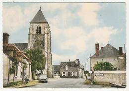 45 - Melleroy        Place De L'Eglise - France