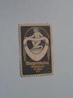 MARGARETENTAG 1911 Plauen ( Sluitzegel Timbres-Vignettes Picture Stamp Verschlussmarken ) - Cachets Généralité