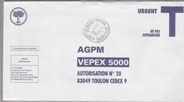 LSC 1992 - Cachet  BUREAU POSTAL MILITAIRE  507 - Marcophilie (Lettres)
