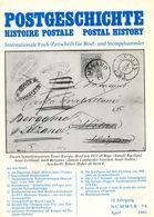 Postgeschichte Nr  54 Internationale Fachzeitschrift Für Brief + Stempelsammler - Zeitschriften