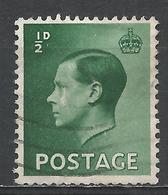 Great Britain 1936. Scott #230 (U) King Edward VIII * - 1902-1951 (Rois)