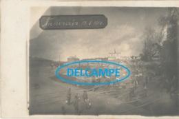 LITUANIE )) CARTE PHOTO   Souvenir Des Représailles En RUSSIE 1916 / Voir Verso / MILITARIA / GUERRE - Lituanie