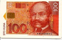 Monnaie Pièce Money Argent Télécarte Croatie Phonecard  (G 668) - Timbres & Monnaies