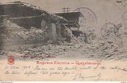 Cpa QUEZALTENANGO EMPRESA ELECTRICA - Guatemala