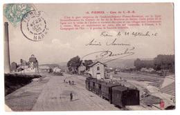 3631 - Fismes ( 51 ) - Gare Du C.B.R. - N°16 - - Fismes