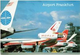 Flughafen Frankfurt (World Airways / Pan Am / Air Canada / Delta Airlines) - Aerodrome
