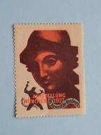Ausstellung MUNCHEN Das Bayerische HANDWERK 1927 ( Sluitzegel Timbres-Vignettes Picture Stamp Verschlussmarken ) - Cachets Généralité