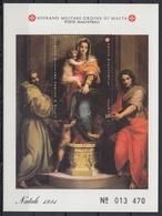 ORDEN DE MALTA 1991 Nº F397 USADO PRIMER DIA - Malta (la Orden De)