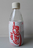 - Ancienne Bouteille En Verre - GRANDE BRETAGNE - DIET COCA COLA - Année 80 - 25cl - - Flessen