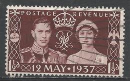Great Britain 1937. Scott #234 (U) King George VI And Queen Elizabeth ** - 1902-1951 (Rois)