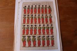 Imagerie Nouvelle D'Epinal   Musique De Guides    N° 58 - Vieux Papiers