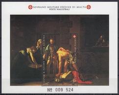 ORDEN DE MALTA 1992 Nº F425 USADO PRIMER DIA - Malta (la Orden De)