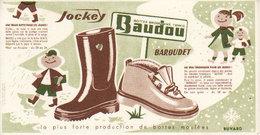 """Buvard Chaussures Baudou """"JOCKEY"""" - Chaussures"""