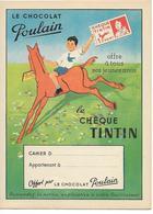 Protége Cahier - Poulin - Chocolat