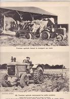 TRACTEURS AGRICOLES   / PAS CP / 24X30 CM - Tracteurs