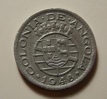 Portugal Angola 50 Centavos 1948 - Portugal