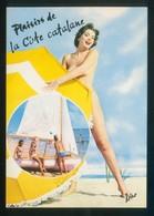 *Lumiere Et Couleurs Du Roussillon* - Cote Catalane* Ed. Dino Nº 254L. Nueva. - Postales