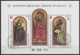 ORDEN DE MALTA 1989 Nº F316 USADO - Malta (la Orden De)