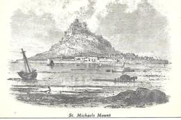 50 ST MICHAEL MONT - Le Mont Saint Michel