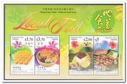 Hong Kong 2014, Postfris MNH, Local Food, Joint Issue - 1997-... Speciale Bestuurlijke Regio Van China