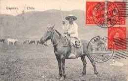 Chili - Oblitérations / 17 - Capataz - Belle Oblitération - Chili