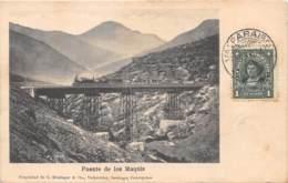 Chili - Oblitérations / 26 - Puente De Los Maquis - Chili