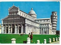 Toscana Pisa La Cattedrale Viaggiata 1974 Condizioni Come Da Scansione - Pisa