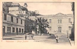 Chili - Valparaiso / 17 - Plaza Justicia - Chili