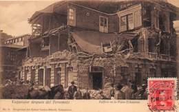Chili - Valparaiso - Oblitérations / 01 - Despues Del Terremoto - Chili