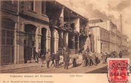 Chili - Valparaiso - Oblitérations / 04 - Despues Del Terremoto - Chili