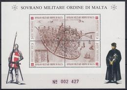 ORDEN DE MALTA 1991 Nº F377 USADO - Malta (la Orden De)