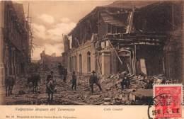 Chili - Valparaiso - Oblitérations / 06 - Despues Del Terremoto - Chili