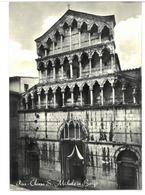Toscana Pisa Chiesa S. Michele In Borgo Viaggiata 1955 Condizioni Come Da Scansione - Pisa